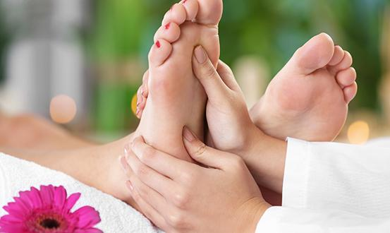 soin des pieds en podologie